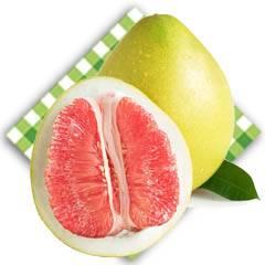 平和琯溪蜜柚 红柚2粒装
