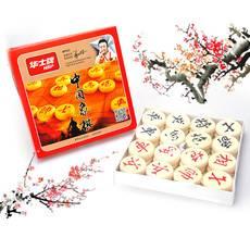 華士 456 6.0紙盒象棋 中國象棋標準比賽象棋實木象棋親子益智兒童象棋